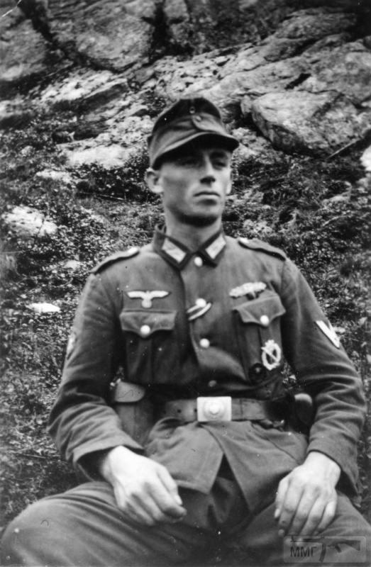 15934 - Военное фото 1941-1945 г.г. Восточный фронт.