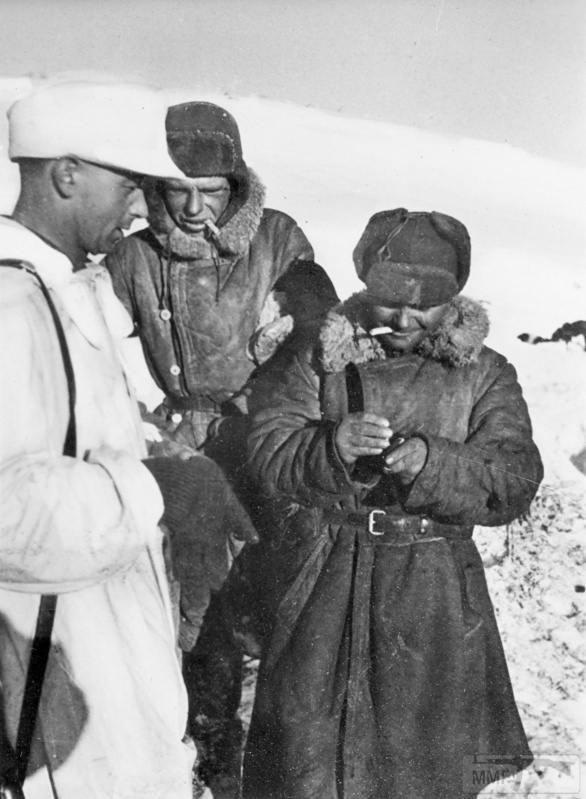 15936 - Военное фото 1941-1945 г.г. Восточный фронт.