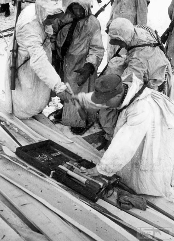 15938 - Военное фото 1941-1945 г.г. Восточный фронт.