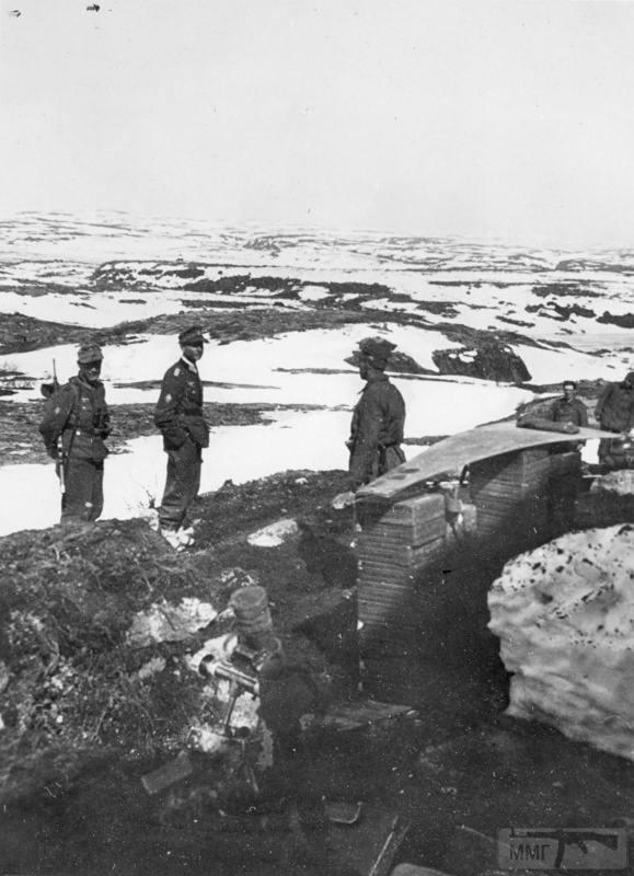 15940 - Военное фото 1941-1945 г.г. Восточный фронт.