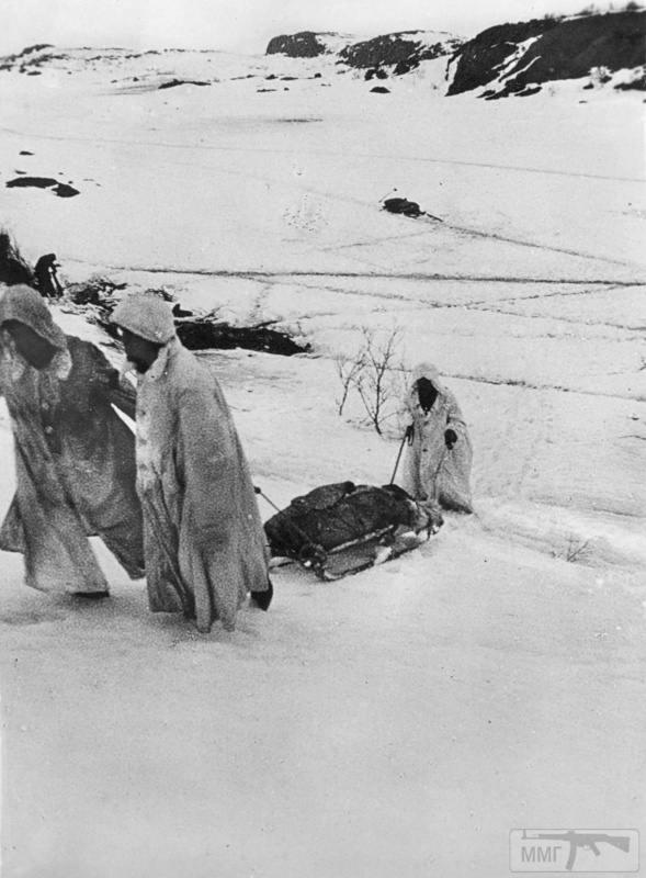 15943 - Военное фото 1941-1945 г.г. Восточный фронт.