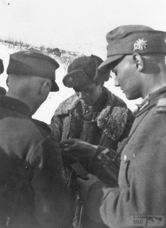 15944 - Военное фото 1941-1945 г.г. Восточный фронт.