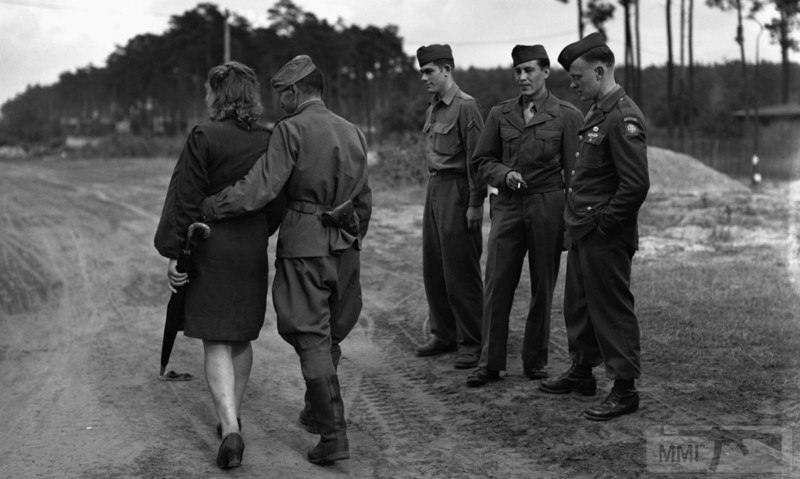 15954 - Военное фото 1941-1945 г.г. Восточный фронт.
