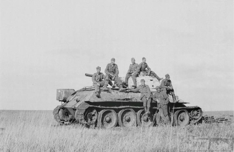 15995 - Военное фото 1941-1945 г.г. Восточный фронт.