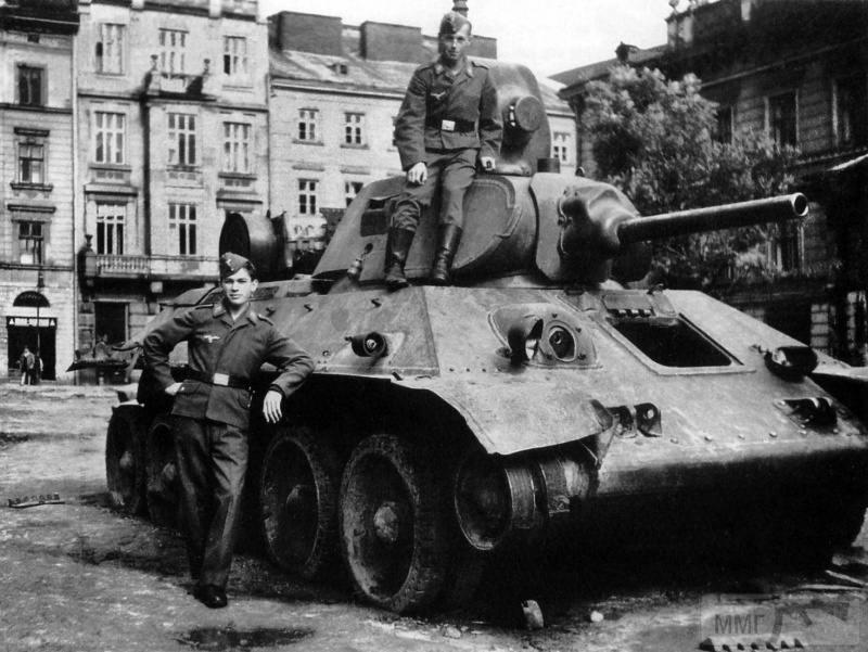 15997 - Военное фото 1941-1945 г.г. Восточный фронт.