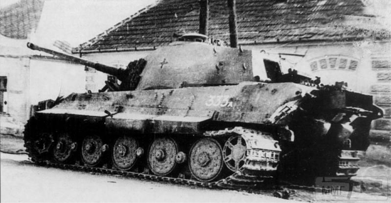 16006 - Военное фото 1941-1945 г.г. Восточный фронт.