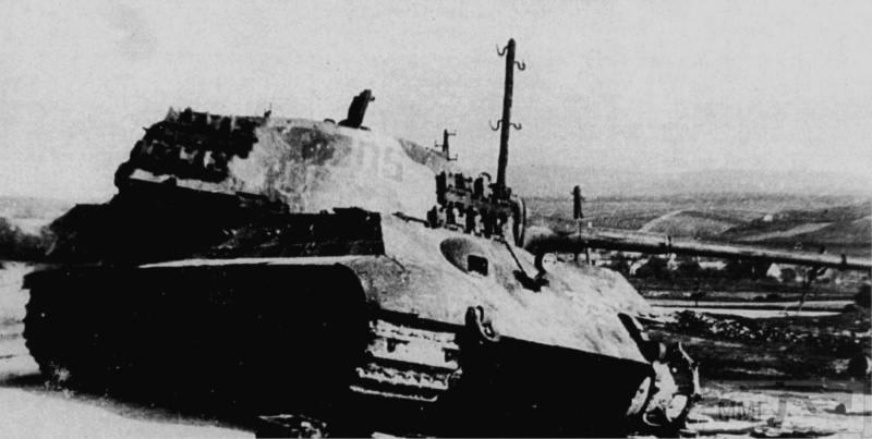 16007 - Военное фото 1941-1945 г.г. Восточный фронт.