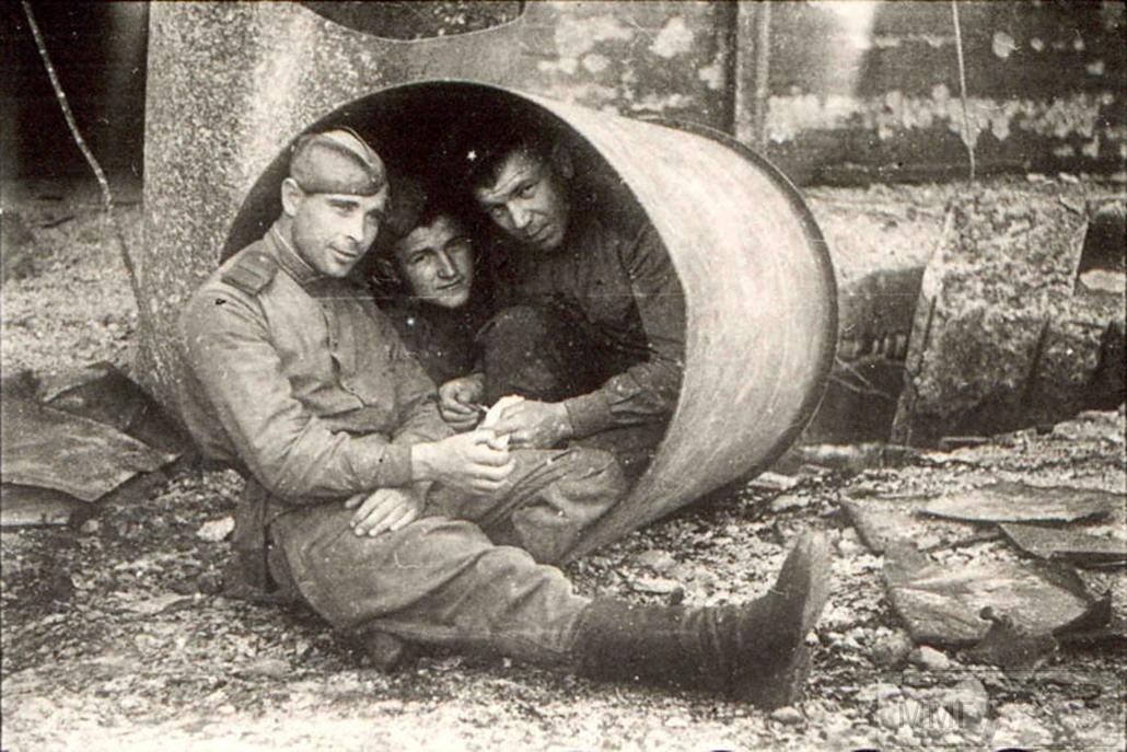 16044 - Военное фото 1941-1945 г.г. Восточный фронт.