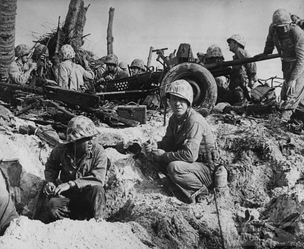 16208 - Военное фото 1941-1945 г.г. Тихий океан.