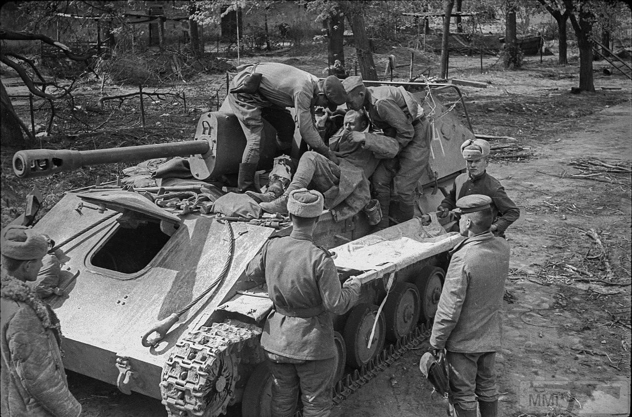 16254 - Военное фото 1941-1945 г.г. Восточный фронт.
