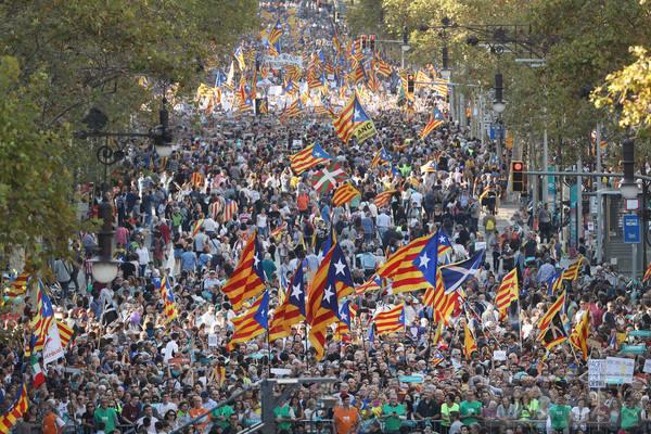 16270 - Новое государство Каталония?