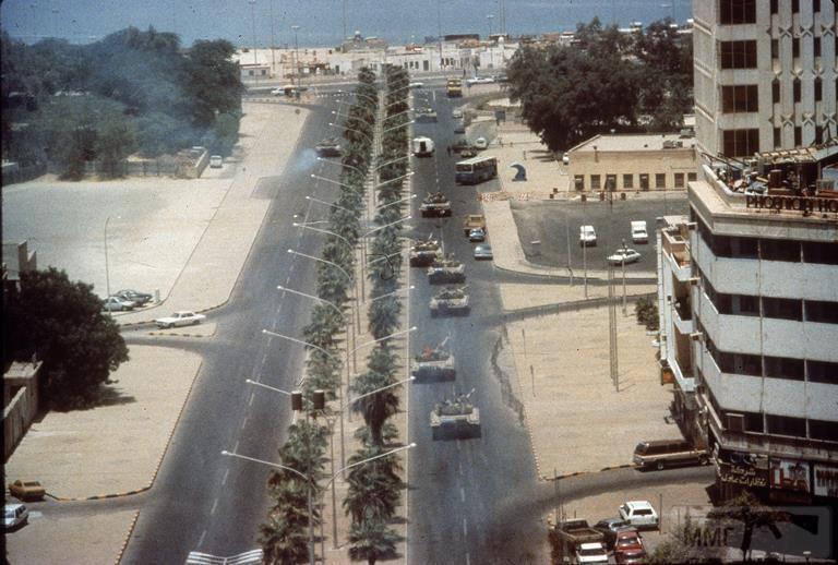 16281 - Иракская бронетехника в Эль-Кувейте