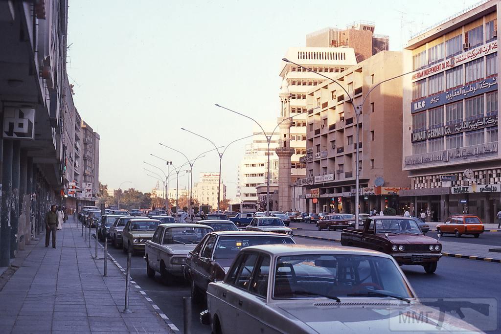 16292 - Кувейт в 70-е