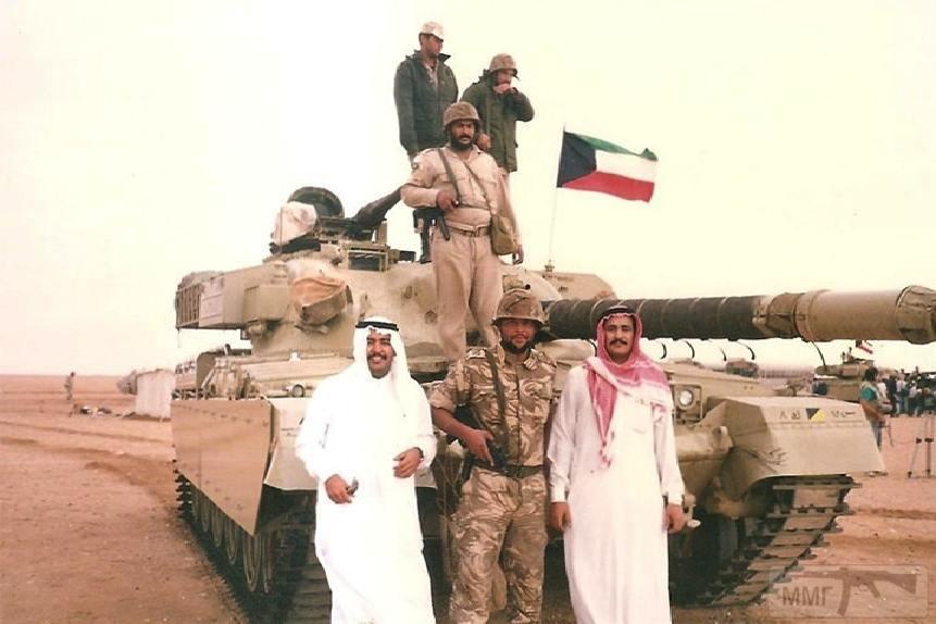 """16296 - Кувейтский танк """"Чифтен"""""""