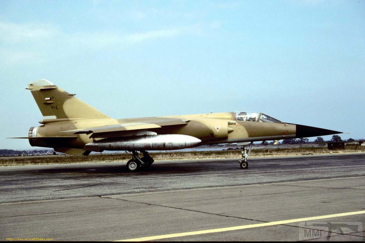 """16298 - Истребитель """"Мираж"""" ВВС Кувейта"""