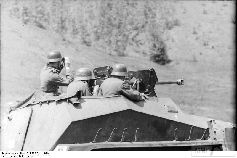 16369 - Военное фото 1941-1945 г.г. Восточный фронт.