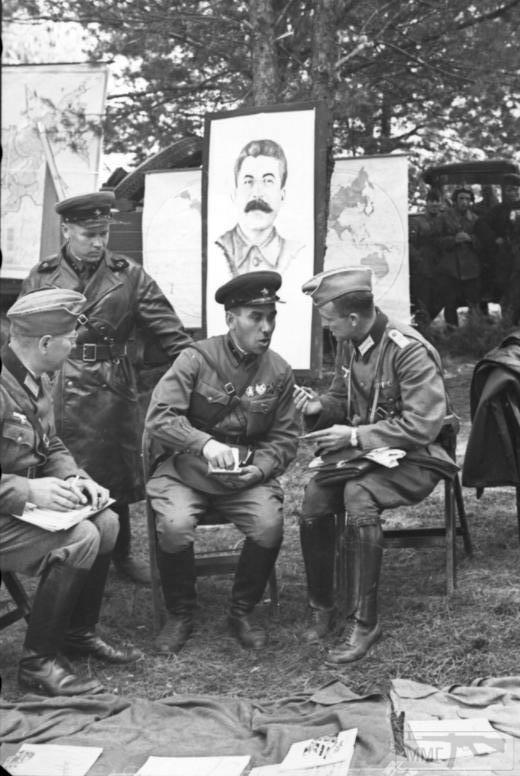 16394 - Военное фото 1941-1945 г.г. Восточный фронт.