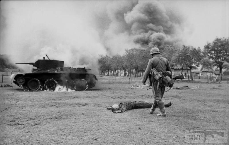 16404 - Военное фото 1941-1945 г.г. Восточный фронт.