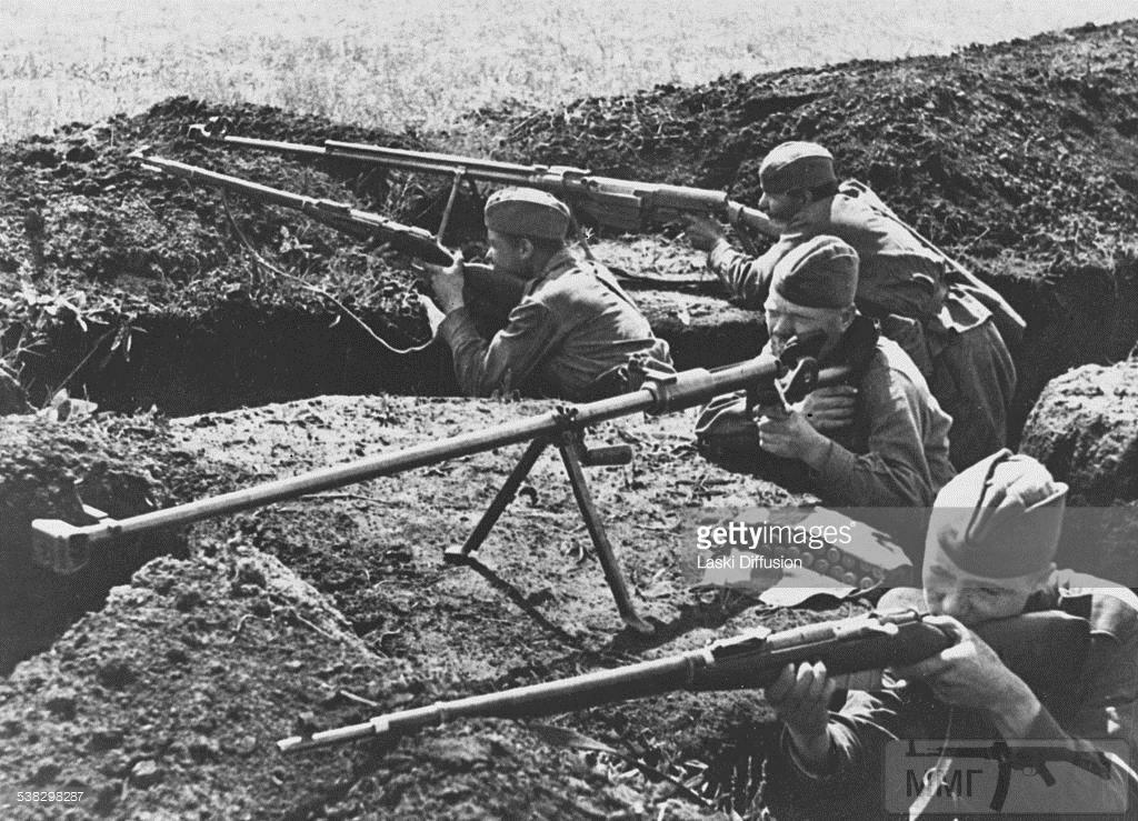 16406 - Военное фото 1941-1945 г.г. Восточный фронт.