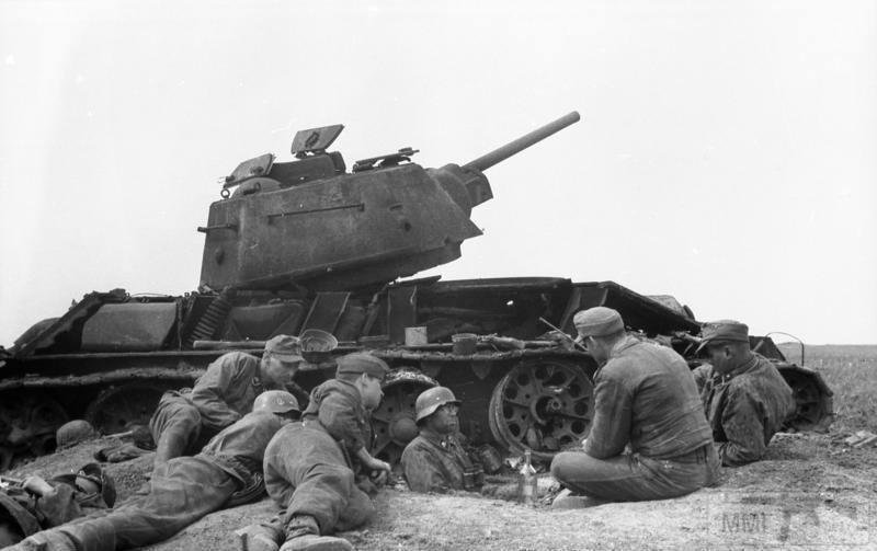 16423 - Военное фото 1941-1945 г.г. Восточный фронт.