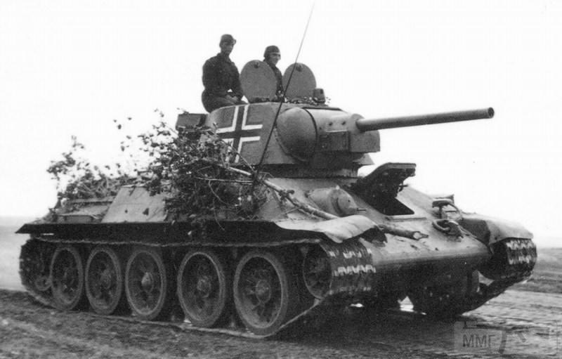 16424 - Военное фото 1941-1945 г.г. Восточный фронт.