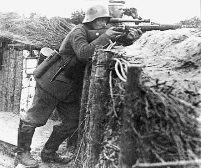 16439 - Военное фото. Западный фронт. 1914-1918г.г.