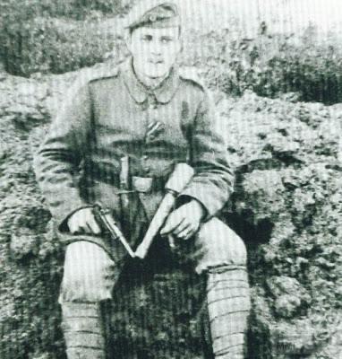 16440 - Военное фото. Западный фронт. 1914-1918г.г.