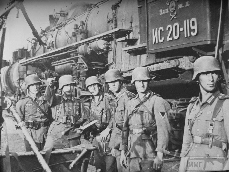 16452 - Лето 1941г,немецкие фото.