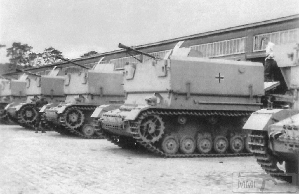 16453 - Военное фото 1939-1945 г.г. Западный фронт и Африка.
