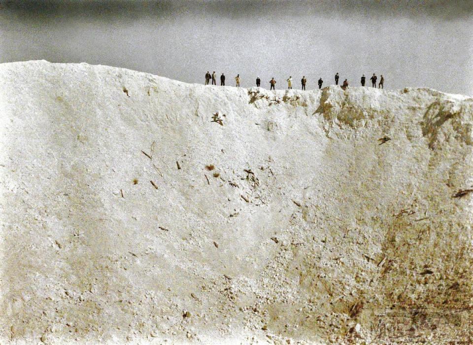 16488 - Военное фото. Западный фронт. 1914-1918г.г.