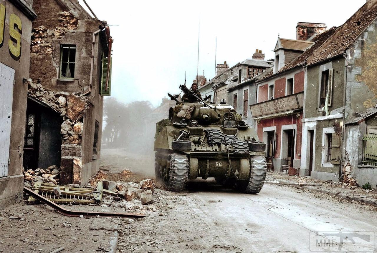 16514 - Военное фото 1939-1945 г.г. Западный фронт и Африка.