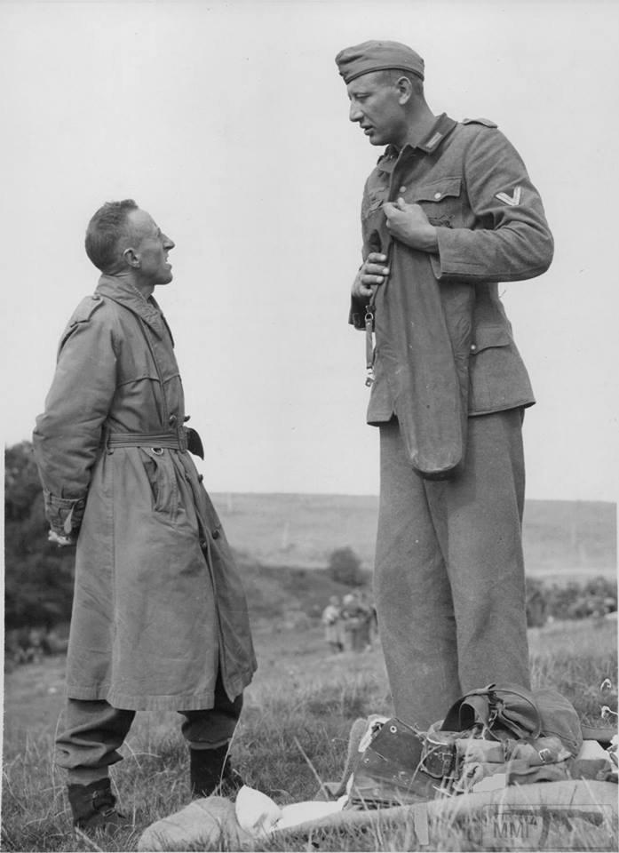 16515 - Военное фото 1939-1945 г.г. Западный фронт и Африка.