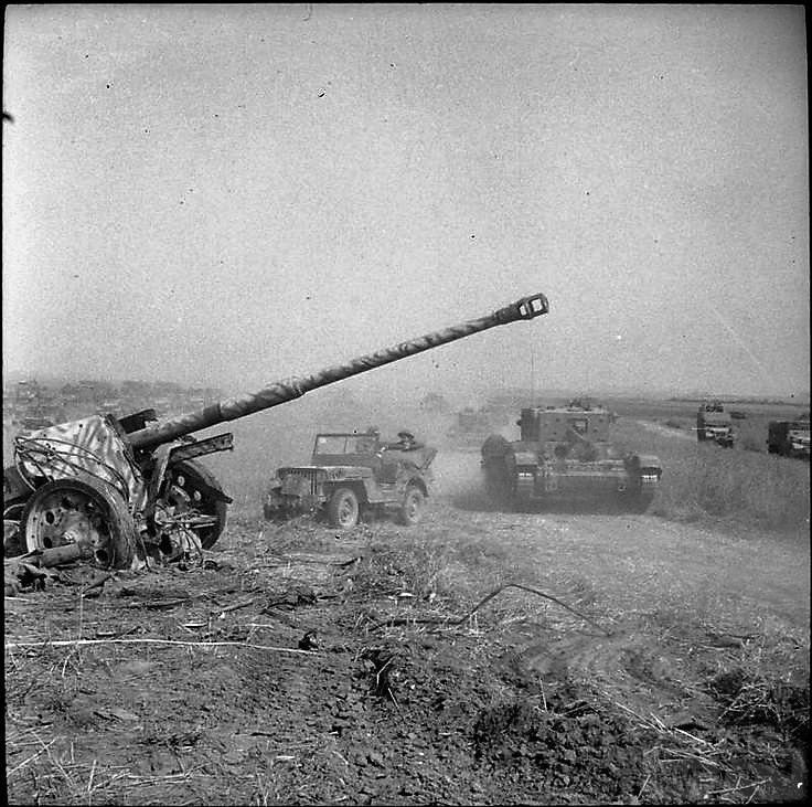 16517 - Немецкая артиллерия второй мировой