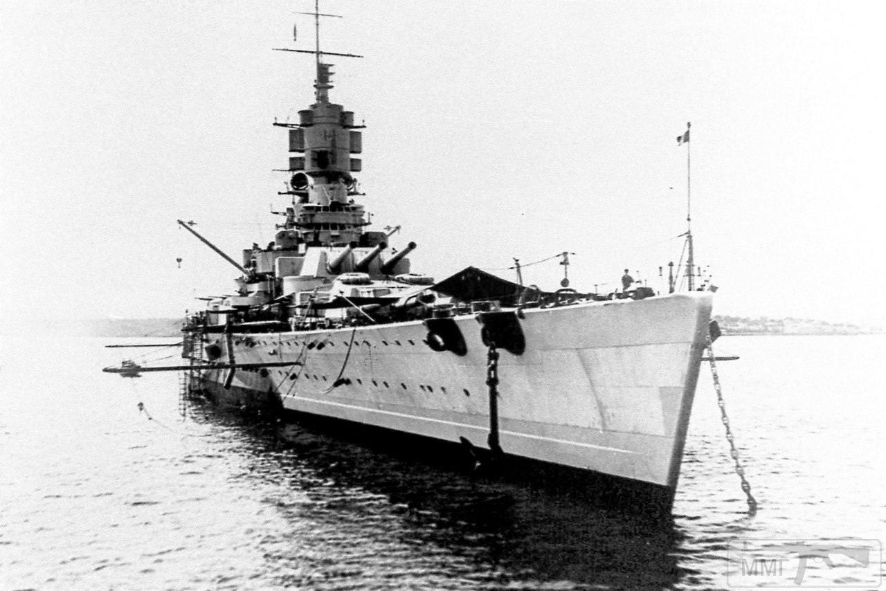 16524 - Regia Marina - Italian Battleships Littorio Class и другие...