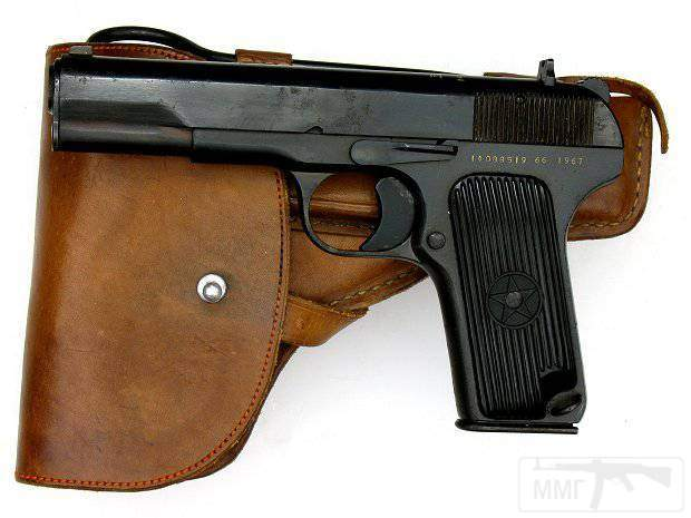 1665 - Пистолет ТТ (Тульский Токарева)
