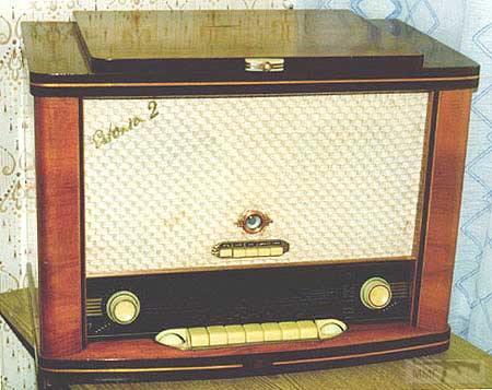 16651 - Ручки радиолы