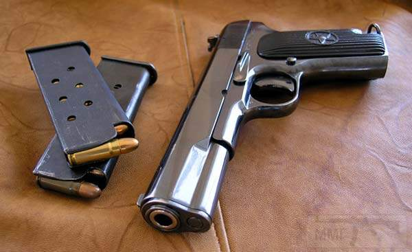1668 - Пистолет ТТ (Тульский Токарева)
