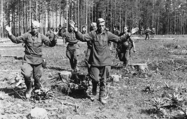 16689 - Лето 1941г,немецкие фото.