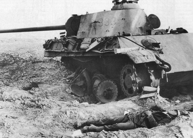 1669 - Achtung Panzer!