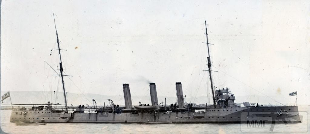 16694 - Броненосцы, дредноуты, линкоры и крейсера Британии