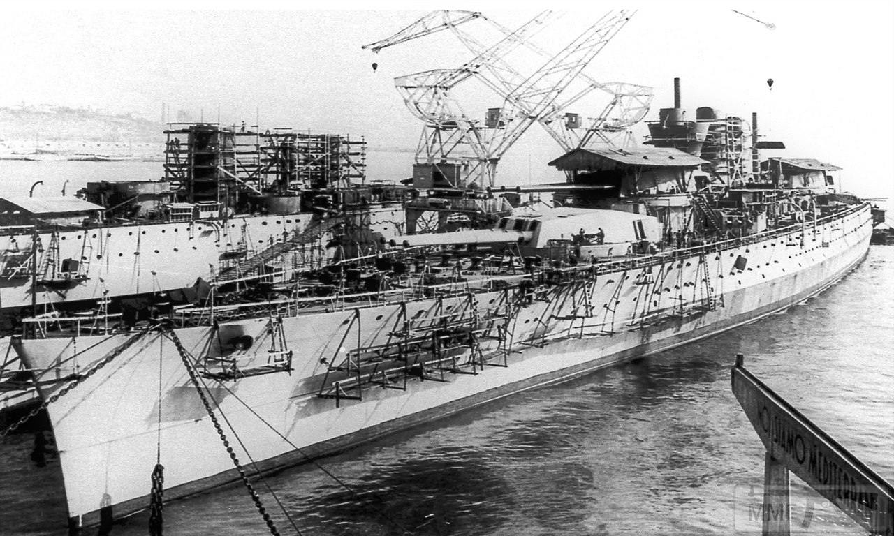 16701 - Regia Marina - Italian Battleships Littorio Class и другие...