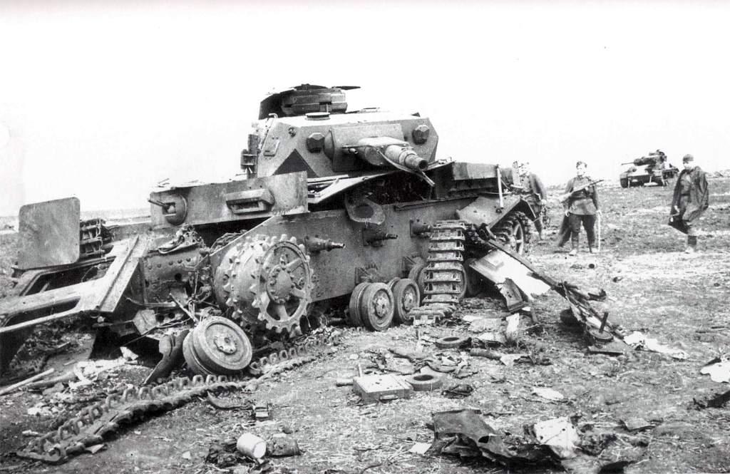 1671 - Achtung Panzer!