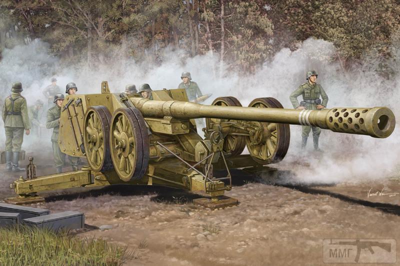 16720 - Немецкая артиллерия второй мировой
