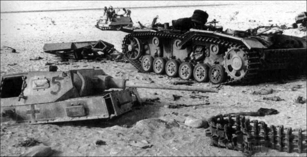1673 - Achtung Panzer!