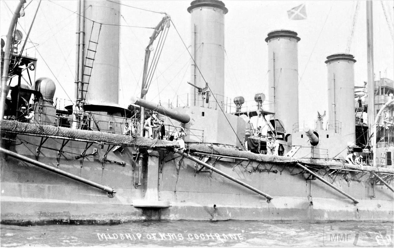 16738 - Броненосцы, дредноуты, линкоры и крейсера Британии