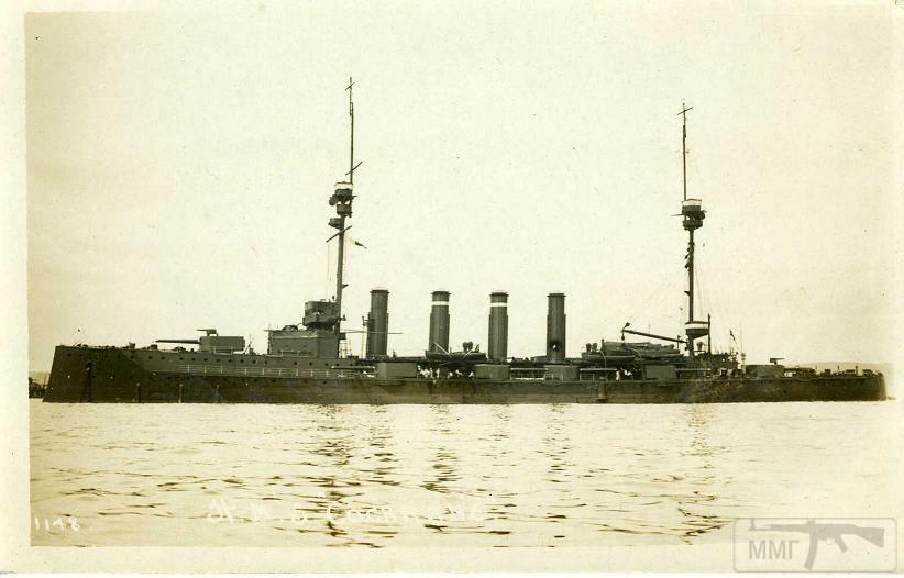 16739 - Броненосцы, дредноуты, линкоры и крейсера Британии
