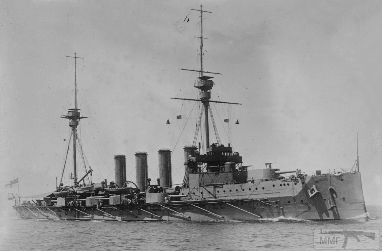 16740 - Броненосцы, дредноуты, линкоры и крейсера Британии
