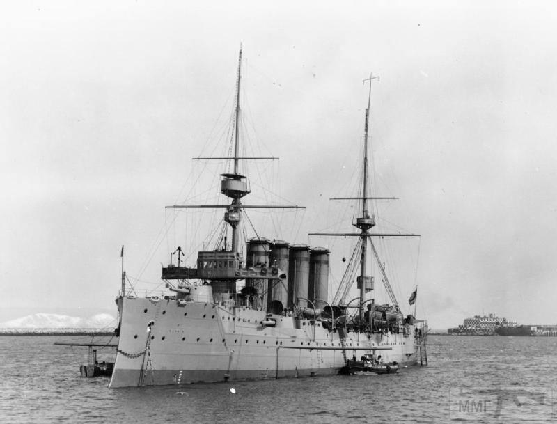 16741 - Броненосцы, дредноуты, линкоры и крейсера Британии
