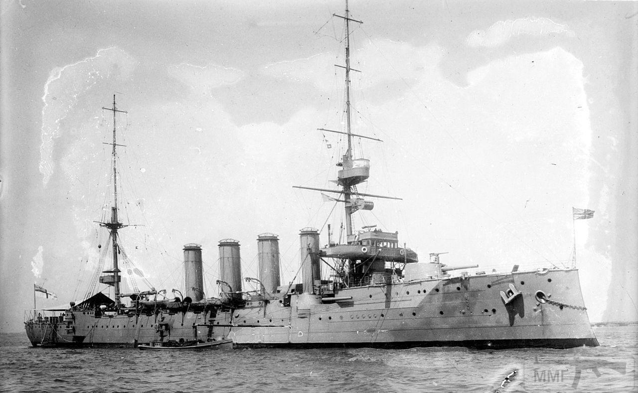 16743 - Броненосцы, дредноуты, линкоры и крейсера Британии