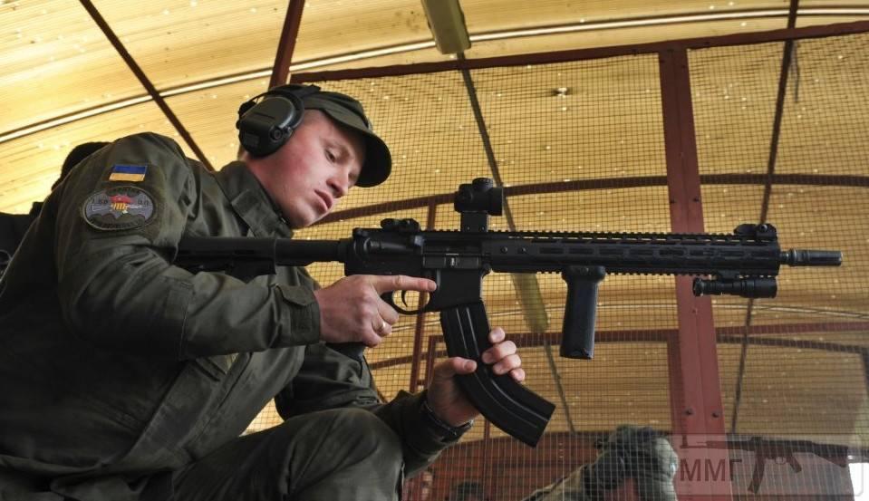 16750 - В Украине будут производить стрелковое оружие по стандартам НАТО